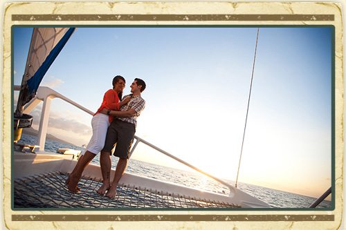 Saint Lucia Lover's Rock Sunset Cruise