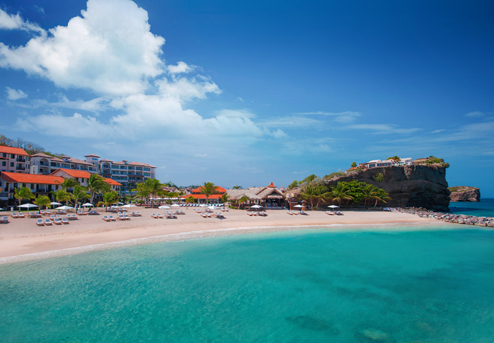 Trip Contribution to Sandals LaSource Grenada