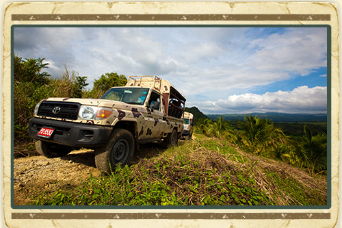 4x4 Off-Road Safari