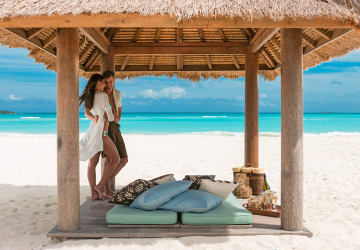 Trip Contribution to Sandals Emerald Bay