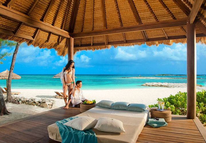 Trip Contribution to Sandals Royal Bahamian