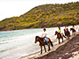 Honeymoon Horseback Beach Ride